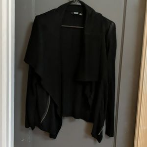 XL Ana Zip Sweater